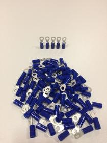 101020 - Ikuma Insulated Ring Terminals
