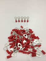 101010 - Ikuma Insulated Ring Terminals