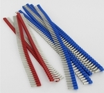 Strip wire end sleeves